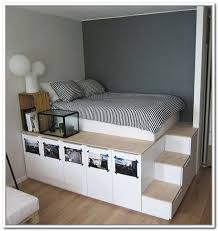 platform beds with storage. Contemporary Platform Bed With Storage Beds Diy More  Exostfk B