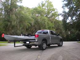 Kayak in Pickup Truck Bed Rack, Canoe Rack for Truck | Trucks ...