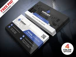 Free Psd Business Card Design Psd Set Free Psd Ui Download