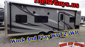 new and improved per pull toy hauler 2017 work and play wpt25wb