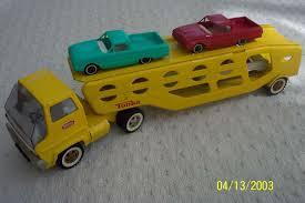 Vintage toys tonka truck
