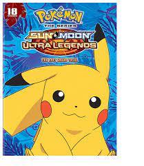 Amazon.com: Pok#mon the Series: Sun & Moon - Ultra Legends: The Last Grand  Trial (DVD) : Various, Various: Movies & TV