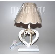 shabby chic table lamps for bedroom peachy 5