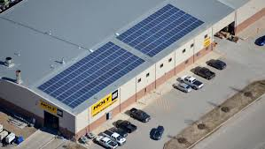 San Antonio's Holt Cat installs rooftop solar panel projects - San Antonio  Business Journal