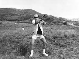 hunter s thompson s daily routine was the height of dissolution hunter s thompson s daily routine was the height of dissolution the independent