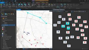 Arcgis Pro For Intelligence Arcgis Solutions For Intelligence