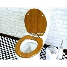 black wooden toilet seat toilet seat wood china friendly bamboo wood toilet seat cover set black