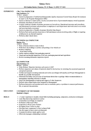 Ndt Inspector Resume Quality Control Inspector Resume Best Of 89 Ndt Resume Ndt