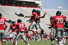 2018 Ole Miss Depth Chart Last Look Before Texas Tech Red