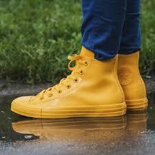 converse shoes yellow. converse shoes - new chuck hi top yellow honey shoe boot g