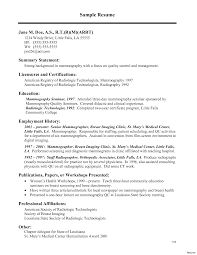 Medical Technologist Resume Sample Medical Laboratory Technologist Resume Sample Download As Image 6