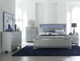 Black Queen Bedroom Furniture Set Black Queen Bedroom Set Grey Wood ...
