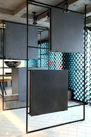 office room dividers partitions. Office Privacy Screen Partition Best Decorative Metal Room Dividers Ideas Home Partitions