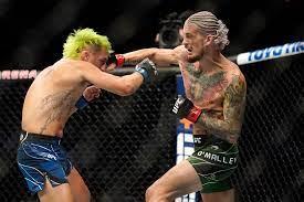 UFC 264: Sean O'Malley beats Kris Moutinho