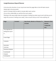 Business Report Templates Monthly Report Sample Template Monthly