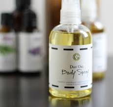 learn how easy it is to make your own dry oil spray with a few