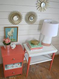 how to wallpaper furniture. How To Paint End Tables 7 Wallpaper Furniture