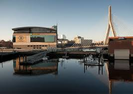 boston td garden at massachusetts