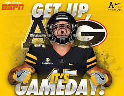 App State Sports Graphic Design App State Sports Graphics