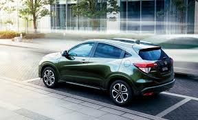 new car launches europe 2015Honda Vezel Launched in Japan Comes to Europe in 2015  Motorward