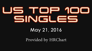 Top Of The Music Charts 2016 Top 100 Songs Of May 21 2016 Billboard Hot 100 Chart