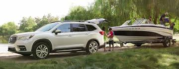 subaru towing capacity find the best suv for towing