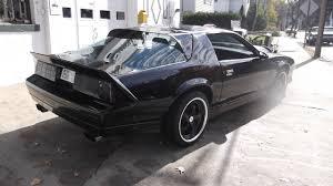 1989 Chevrolet Camaro Iroc Z28 Black 91k miles V8 - CamaroCarPlace