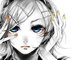 Tomboy Cool Anime Girl - 1600x1200 ...