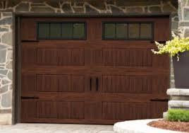 garage door wood lookGarage doors  Staining a metal door in a woodgrain finish  Garaga