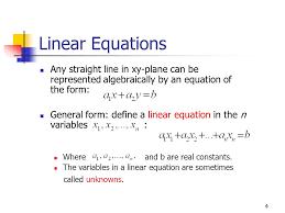 elementary linear algebra ppt