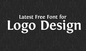 free font designs free font logo design 15 best beautiful free fonts for logo design