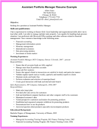 Example Resume Portfolio Resume Builder In Ms Word 2007 Career