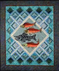 fish quilt patterns | Spirit Fish Quilt Pattern (BQPATB13 ... & fish quilt patterns | Spirit Fish Quilt Pattern (BQPATB13) Adamdwight.com