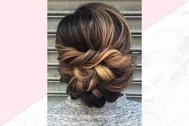 twistie bun hairstyle