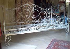 Sedie In Ferro Battuto Ebay : Divano letto in ferro battuto realizzazioni personalizzate