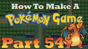 How To Make a Pokemon Game in RPG Maker - Part 54: Move Animation Editor -  YouTube