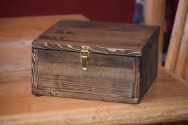 Decorative Keepsake Memory Boxes
