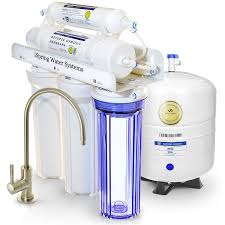 Best Under Sink Reverse Osmosis System Ispring Rcc7 Under Sink Ro Water Filtration System Review Best