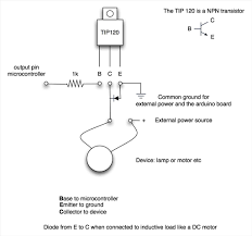tip120 tip122 transistor switching circuit forum community user inserted image