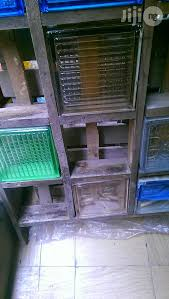 best quality glass block in surulere building trades services from zebra global links concept on jiji ng