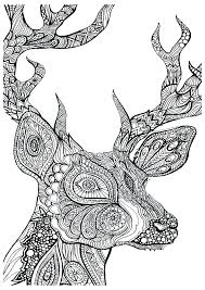 Hard Animal Coloring Pages Elegant For Kids With H On Pattern