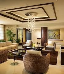 Luxury Pattern Gypsum Board Ceiling Design for Modern Living Room with TV  Ideas #home