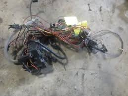 jeep cj wiring harness ebay jeep cj wiring harness jeep cj5 cj7 4 2 6 cyl 1981 under dash wiring harness see ad