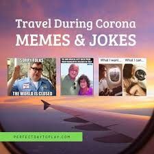Cinderella castle for the holiday season. 50 Funny Travel Memes Jokes To Cheer You Up During Covid In 2020