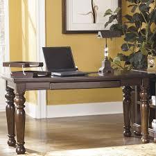 porter home office large leg desk