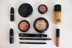 mac makeup kit for beginners