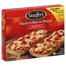 french bread pizza stouffer s. Beautiful Stouffer Stoufferu0027s French Bread Pizza Pepperoni In Stouffer S F