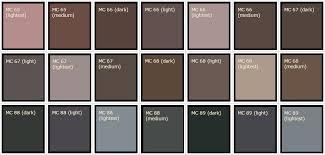 Mortar Colors Davis Colors