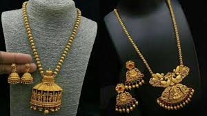 Temple Jewellery Locket Designs Latest Temple Jewellery Design Ideas Goddess Pendant Set Design Ideas Gold South Indian Jewellery