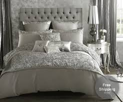 kylie minogue super king size quilt duvet cover alexa silver